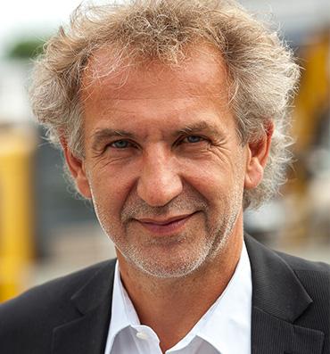 Geschäftsführer Dirk Heesen