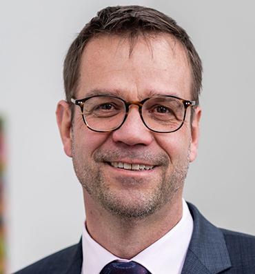 Geschäftsführer Christian Albert