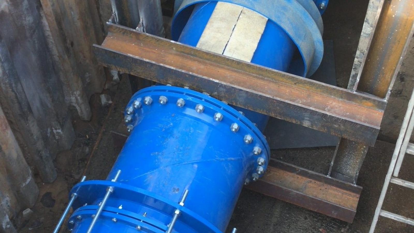 Hessenwasserleitung DN800